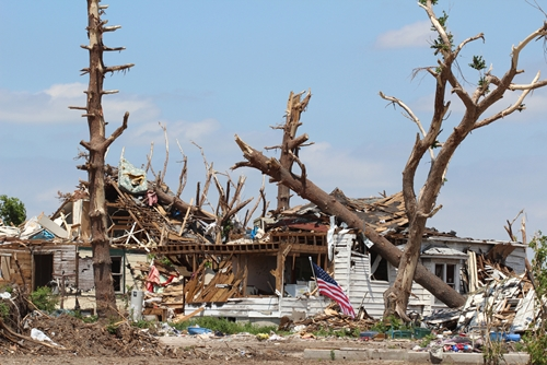Even rare tornados can pose a threat to data centers