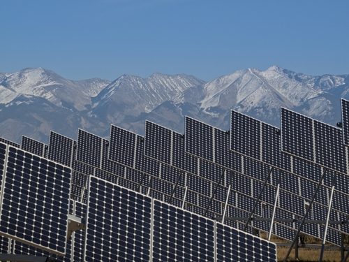 Solar energy growing in popularity among data centers