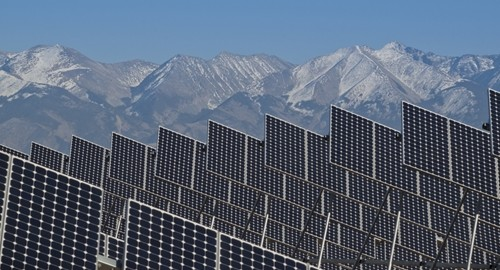 As the price of solar energy falls, it is becoming more attractive for data centers.
